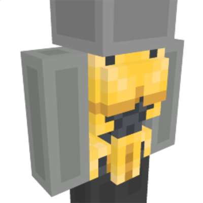 Drill Bot Amored Body on the Minecraft Marketplace by Odd Block