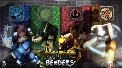 Anime Benders on the Minecraft Marketplace by Fall Studios