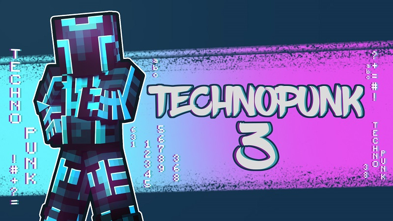 Technopunk 3 on the Minecraft Marketplace by BBB Studios