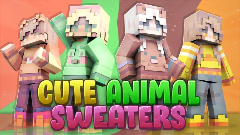 Cute Animal Sweaters on the Minecraft Marketplace by DigiPort