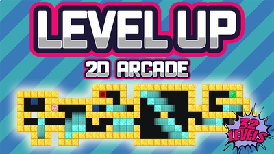 Level Up 2D Arcade on the Minecraft Marketplace by Dig Down Studios
