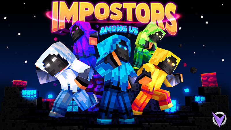 Imposters Among Us on the Minecraft Marketplace by Team Visionary