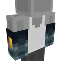 Robotic Gloves on the Minecraft Marketplace by BLOCKLAB Studios