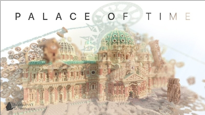 Palace of Time on the Minecraft Marketplace by Shaliquinn's Schematics