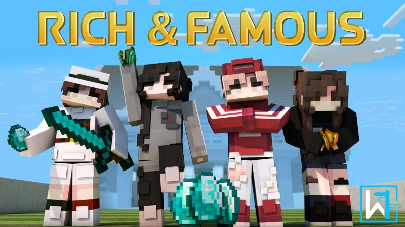 Rich and Famous on the Minecraft Marketplace by Waypoint Studios