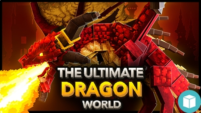 The Ultimate Dragon World on the Minecraft Marketplace by Minetite