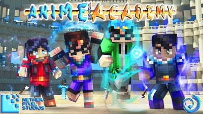 Anime Teens Academy on the Minecraft Marketplace by Netherpixel