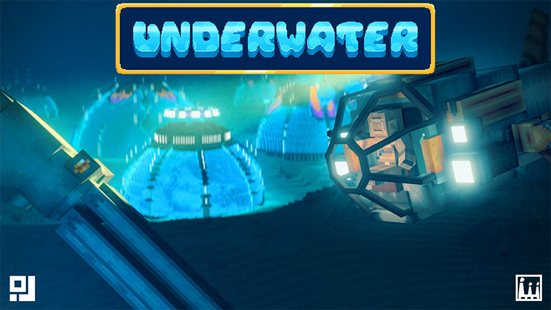 Underwater on the Minecraft Marketplace by inPixel