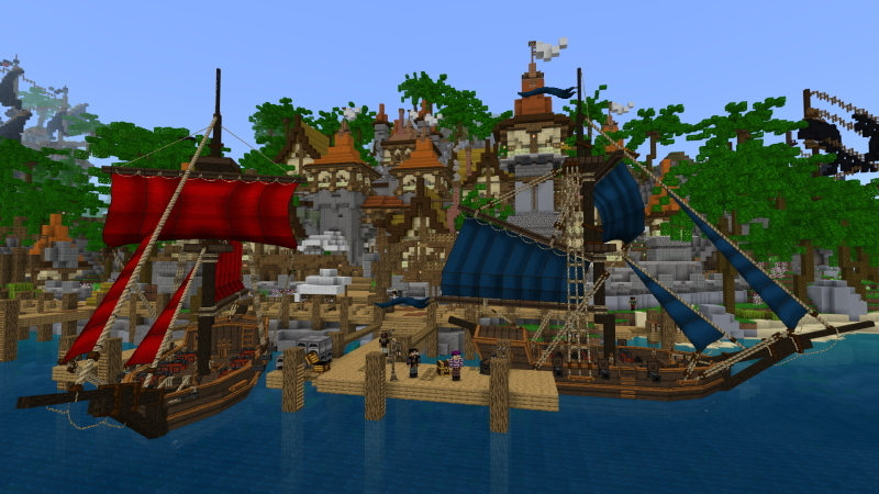 Pirate Adventures by Norvale
