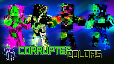Corrupted Colors on the Minecraft Marketplace by Blu Shutter Bug