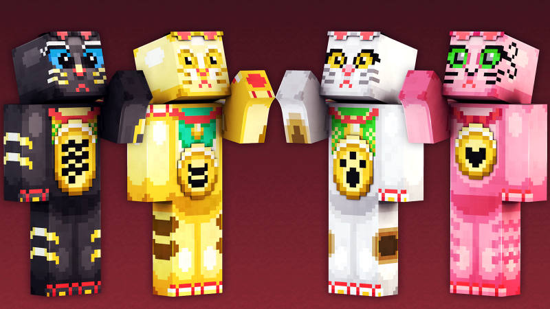 Maneki Neko on the Minecraft Marketplace by 57Digital
