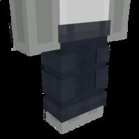 Black Cargo Pants on the Minecraft Marketplace by Impulse