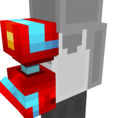 Retro Robot Arm on the Minecraft Marketplace by Dots Aglow
