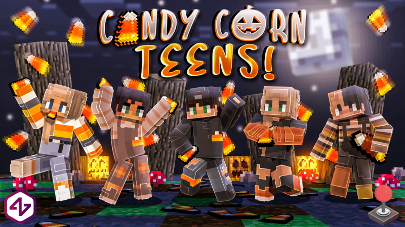 Candy Corn Teens!
