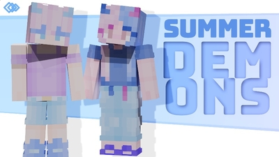 Summer Demons on the Minecraft Marketplace by Tetrascape