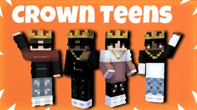 Crown Teens on the Minecraft Marketplace by Pixelationz Studios