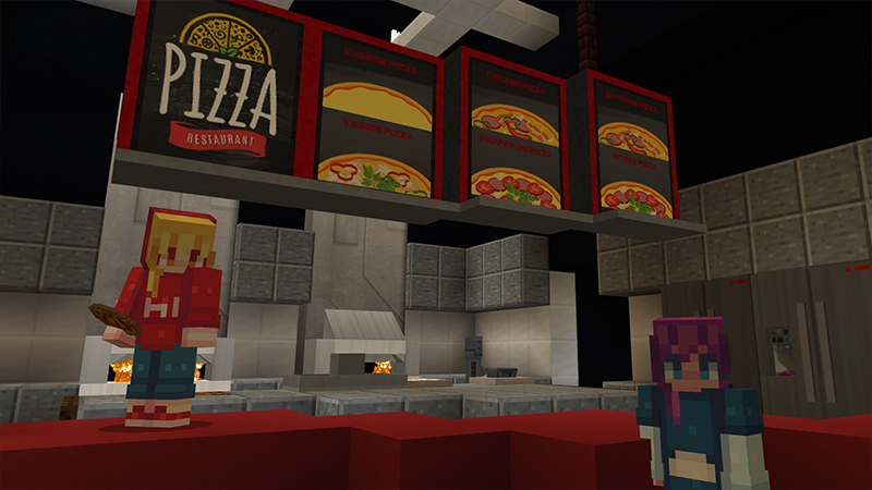 Pizza Chef by Project Moonboot