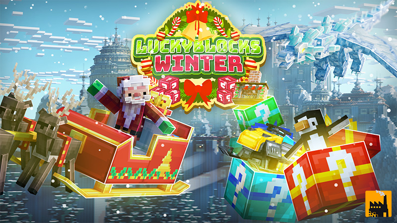 Lucky Blocks: Winter