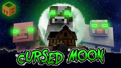 Cursed Moon on the Minecraft Marketplace by MobBlocks