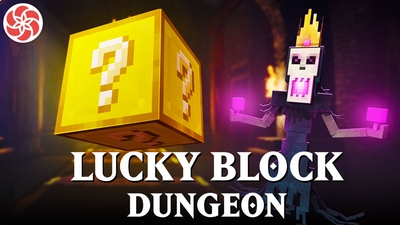 Lucky Block Dungeon on the Minecraft Marketplace by Everbloom Games