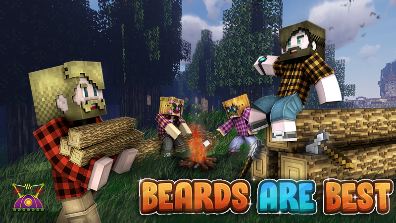 Beards Are Best on the Minecraft Marketplace by Cleverlike