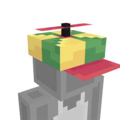 Propeller Hat on the Minecraft Marketplace by Enchanted