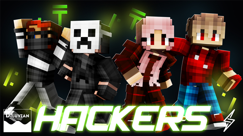 Hackers on the Minecraft Marketplace by Diluvian