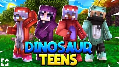 Dinosaur Teens on the Minecraft Marketplace by Fall Studios