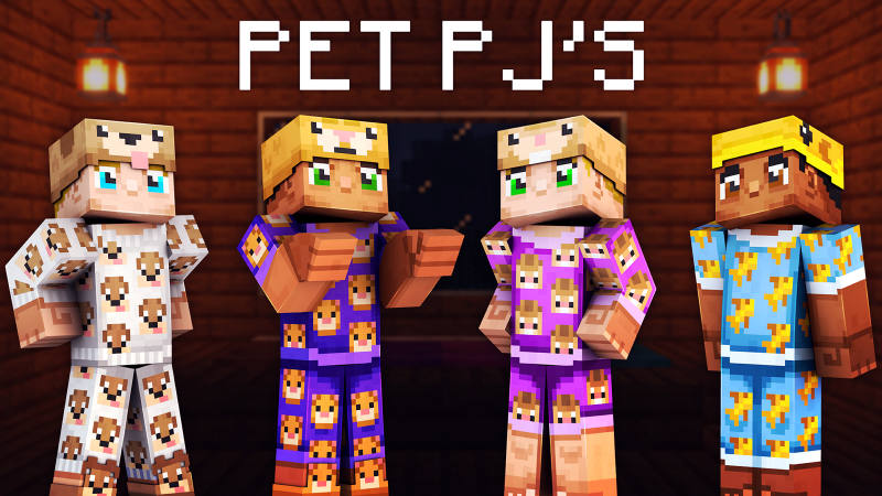 Pet PJs on the Minecraft Marketplace by 57Digital