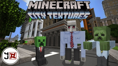 City Texture Pack on the Minecraft Marketplace by Minecraft