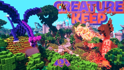 Creature Keep on the Minecraft Marketplace by Monster Egg Studios
