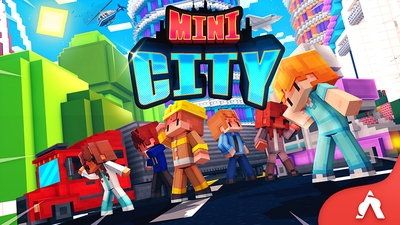 Mini City on the Minecraft Marketplace by Atheris Games