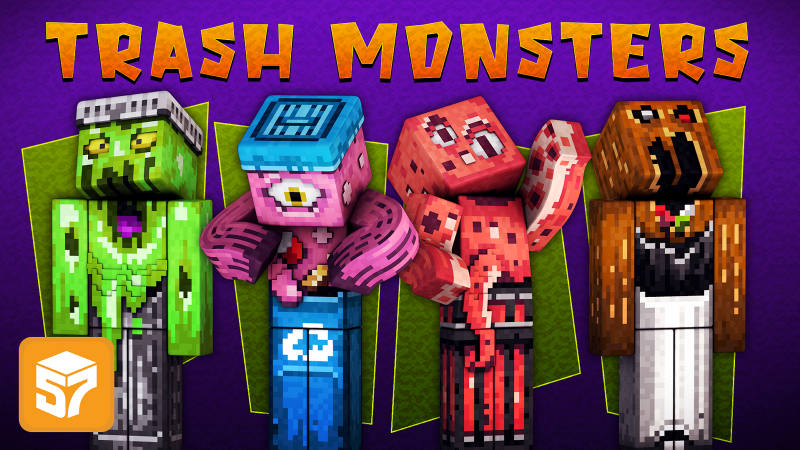 Play Trash Monsters