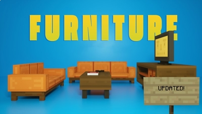Furniture on the Minecraft Marketplace by Shapescape
