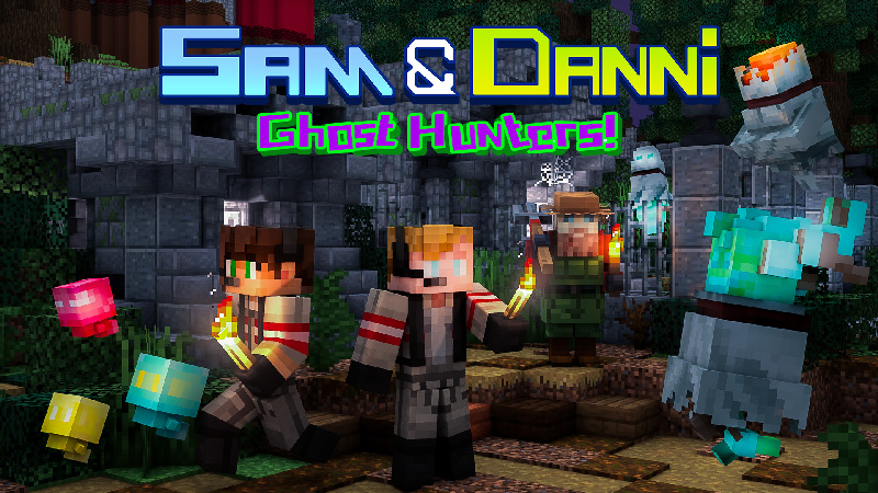 Sam  Danni  Episode 3 on the Minecraft Marketplace by Blockception