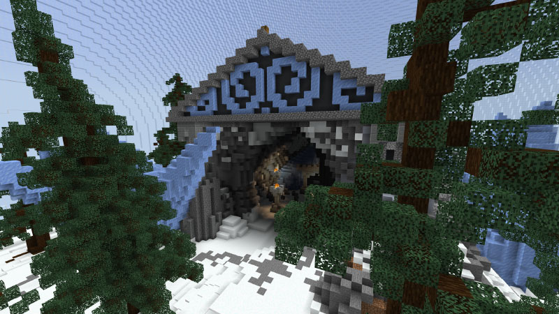 Snow Globe on the Minecraft Marketplace by Pixelusion