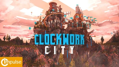 Clockwork City on the Minecraft Marketplace by Impulse