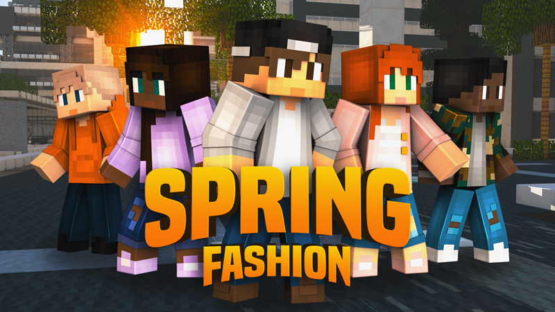 Spring Fashion on the Minecraft Marketplace by Impulse