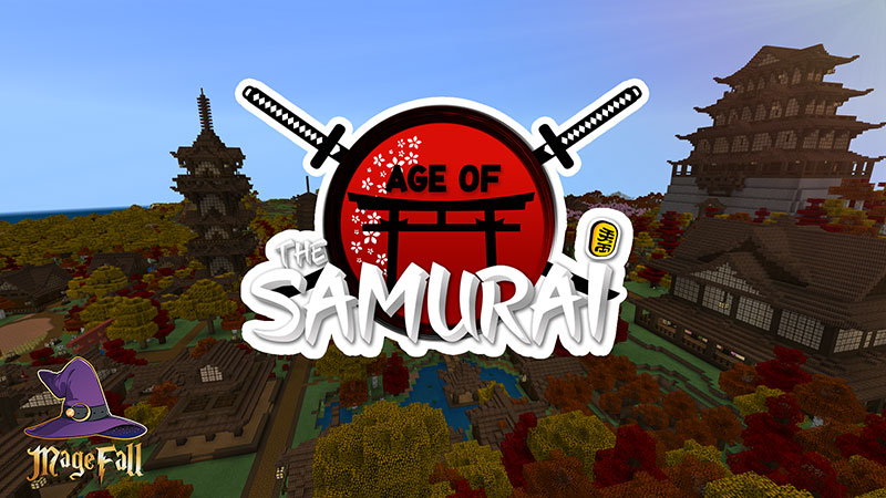 Age of the Samurai on the Minecraft Marketplace by Magefall