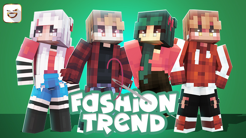 Fashion Trend on the Minecraft Marketplace by Giggle Block Studios
