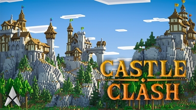 CastleClash on the Minecraft Marketplace by Mine-North