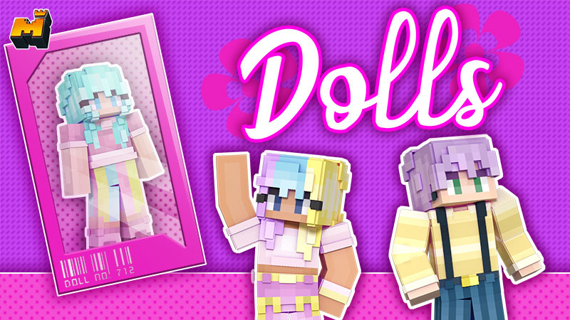 Dolls on the Minecraft Marketplace by Mineplex