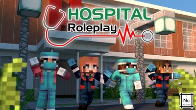 Hospital Roleplay on the Minecraft Marketplace by Nitric Concepts