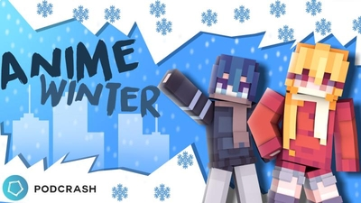 Anime Winter on the Minecraft Marketplace by Podcrash