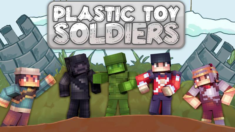 Plastic Toy Soldiers on the Minecraft Marketplace by Podcrash