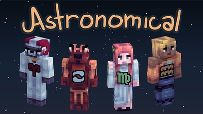 Astronomical on the Minecraft Marketplace by Pixels & Blocks
