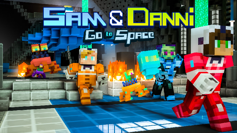 Sam  Danni  Episode 2 on the Minecraft Marketplace by Blockception