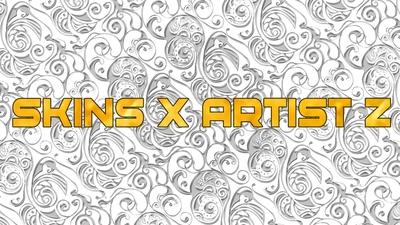 Skins X Artist Z on the Minecraft Marketplace by Pixels & Blocks