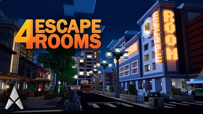 4 Escape Rooms on the Minecraft Marketplace by Mine-North
