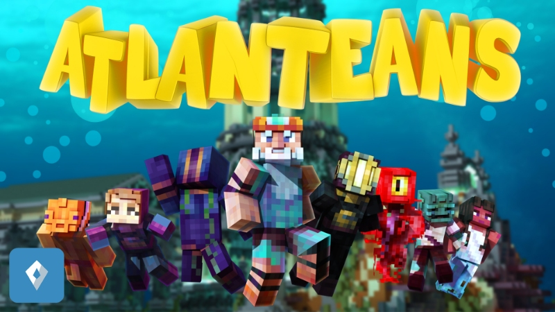 Atlanteans on the Minecraft Marketplace by Sapphire Studios